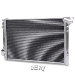 Radiateur Radiateur Alliage 40mm Pour Bmw Mini Cooper S Jcw R53 1.6 Supercharged 00-06