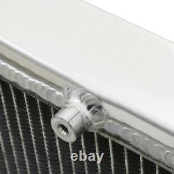 Radiateur Sport Aluminium 40mm Rad Pour Mitsubishi Evo 4 5 6 IV V VI 96-01 4g63t