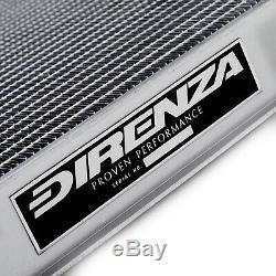 Radiateur Sport En Alliage D'aluminium De 55mm Pour Land Range Rover P38 2.5td 94-99