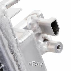 Radiateur Sport Rad De Rallonge En Alliage De 40mm Pour Vw Transporter T5 1.9 Tdi 3.2 V6 03-09