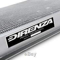 Radiateur Sport Rad Direnza 40mm En Aluminium Pour Ford Fiesta Mk3 1.6 Rs Turbo 89-97