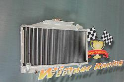 Radiateur Surdimensionné En Alliage D'aluminium Morris Minor 1000 1955-1971 1970 1968