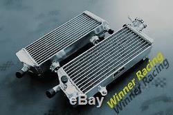 Radiateurs Fit Husqvarna Fe250 / Fe350 / Fe450 / Fe501 2013-2016 2015 Alliage D'aluminium