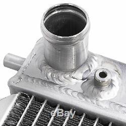 Rayon De Radiateur De Sport De Course De L'alliage D'aluminium 40mm Pour Fiat Punto 1,4 Gt Turbo 94-99