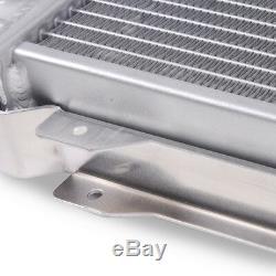 Rayon De Refroidissement De Radiateur De Course D'alliage D'aluminium Pour Mazda Mx5 Miata Mk1 1,6 1,8 89-98