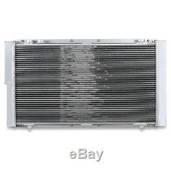 Refroidisseur D'alliage D'aluminium Pour Subaru Impreza Classic Gc8 92-00 Wrx Sti