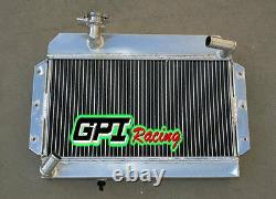 Remplissage Latéral Du Radiateur En Alliage D'aluminium Pour Mg Mgb Gt/roadster 1963-1968 64 65 67