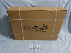 S2k-r Racing 3 Core Super Thick Aluminium Alloy Radiator Honda CIVIC Type R Ep3