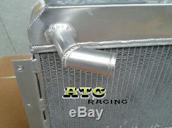 Salut-perf En Alliage D'aluminium Radiateur Mgb Gt / Roadster Top-remplissage 1968-1975