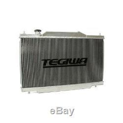 Tegiwa En Alliage D'aluminium Radiateur Pour Honda CIVIC Type R Ep3 01-06