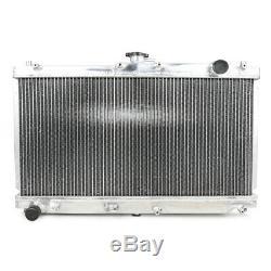 Tegiwa En Alliage D'aluminium Radiateur Pour Mazda Mx5 Nb 1,6 1,8 98-05