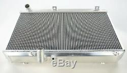 Toyosports En Alliage D'aluminium Race Radiateur Rad Pour Mazda Rx8 Rx8 Manuel Se17