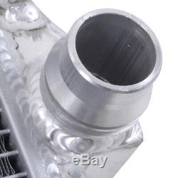 Twin Core Race En Alliage D'aluminium Radiateur Rad Pour Bmw Série 3 E46 318 320 325 328