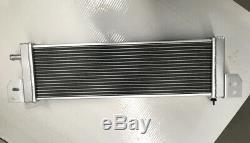 Universal Air À L'eau Intercooler Radiateur En Aluminium Liquide Échangeur De Chaleur 19mm
