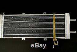 Universal Alliage Eau-air Intercooler Radiateur Air-liquide Échangeur De Chaleur
