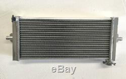 Universel Aluminium Radiateur Air À L'eau Intercooler 7,7 × 17 × 2.2