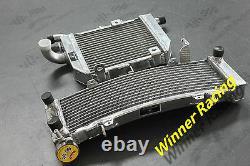 Vainqueur Racing 26mm Aluminium Alloy Radiator Fit Honda Vfr 400 R Nc30 1989-1993